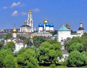 Монастырь Россия