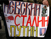 От Путина до Сталина – один шаг!