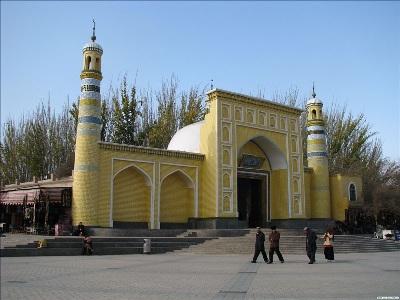 Мечеть Этигарт (Ид Ках)