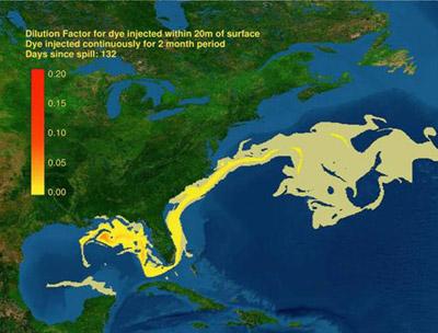 Метастазы Мексиканского залива 5
