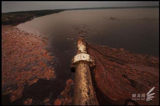Фотография загрязнение окружающей среды